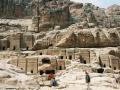 The Petra suburbs