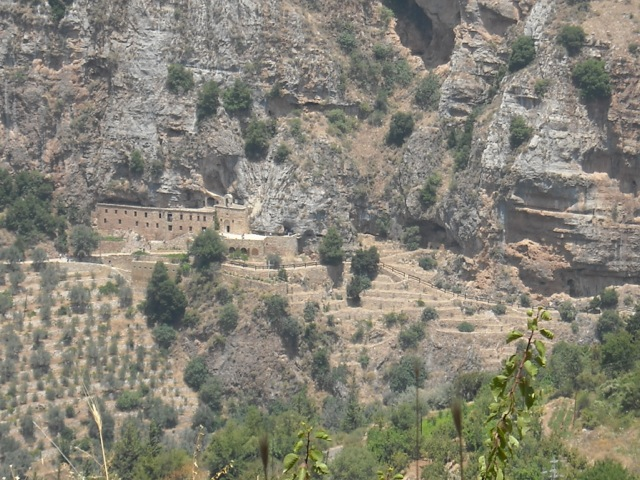 The Qadisha Valley