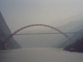 A bridge over the Yangtze