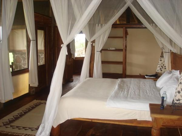 Bedroom, Apoka, Uganda